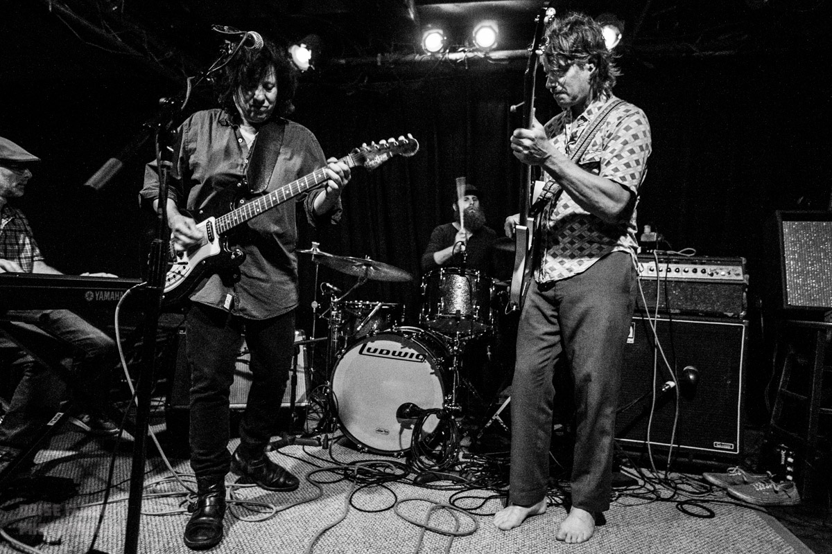 Thalia Zedek Band played Great Scott – 9/1