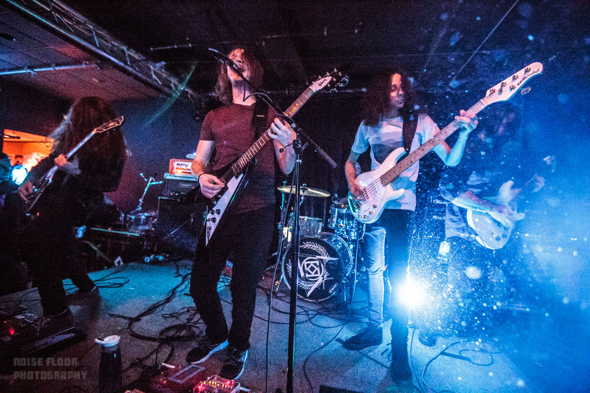 Astronoid and Moon Tooth played Great Scott – 2/2