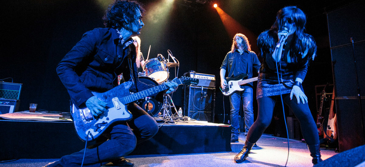 Boss Hog played The Sinclair – 4/28