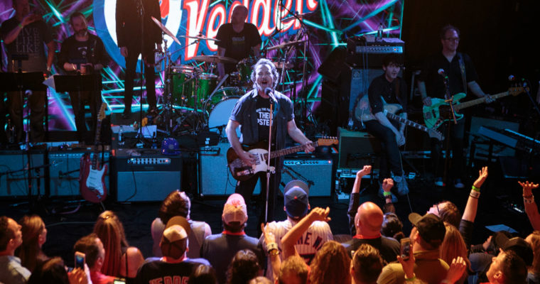 Eddie Vedder played the Paradise – 4/29