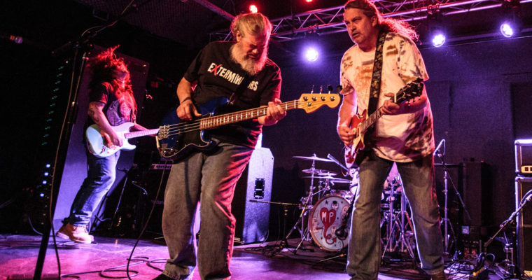 Meat Puppets and Mike Watt played Brighton Music Hall – 5/12