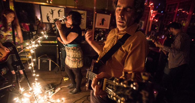 Major Stars and Feral Ohms played ZuZu – 6/19