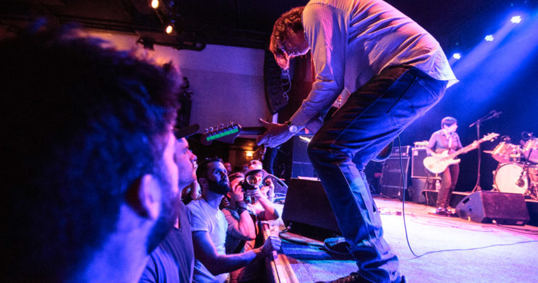 Thurston Moore played The Sinclair – 7/20