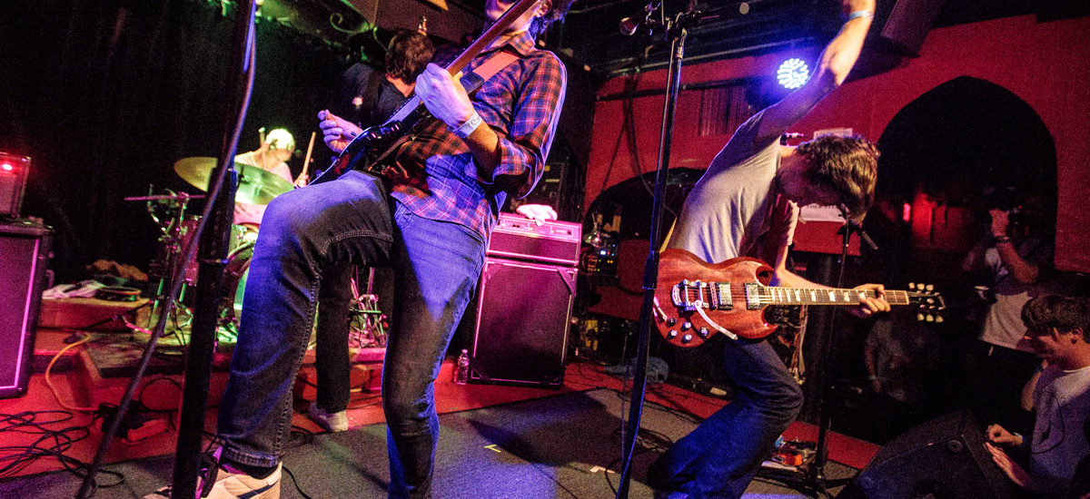 Rozwell Kid played Middle East Upstairs – 8/5