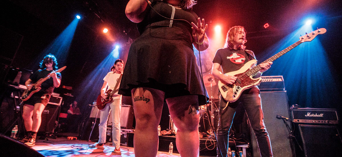 Sheer Mag played The Sinclair – 8/31
