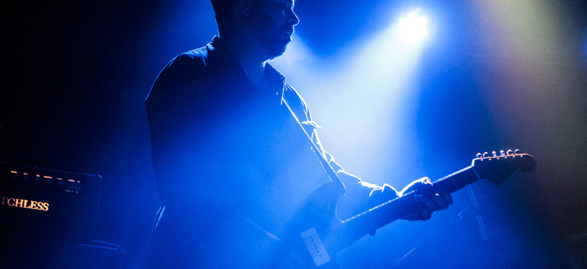 Swervedriver played Brighton Music Hall – 9/9