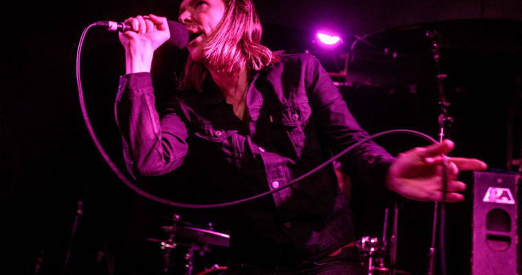 Alex Cameron played Middle East Upstairs – 10/6