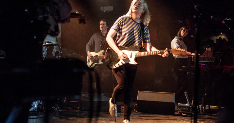 Alvvays played Paradise Rock Club – 10/3