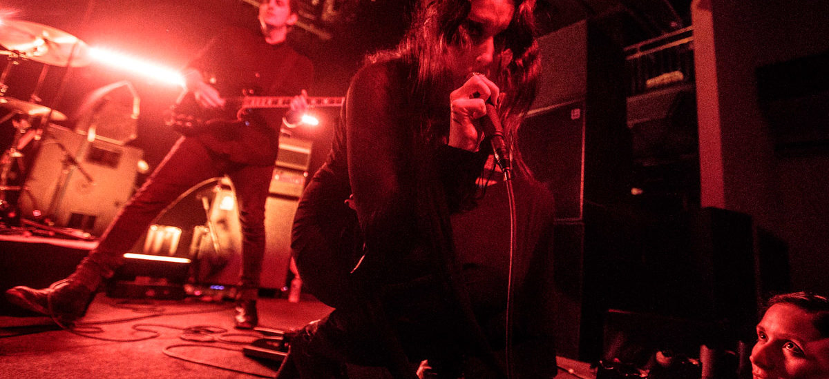 Chelsea Wolfe played The Sinclair – 10/19