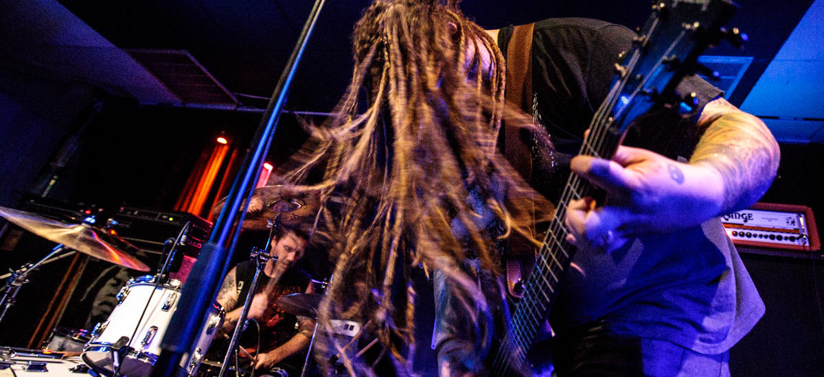 Primitive Man and Bell Witch played ONCE Ballroom – 11/5