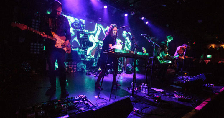 Slowdive played Paradise Rock Club – 11/14