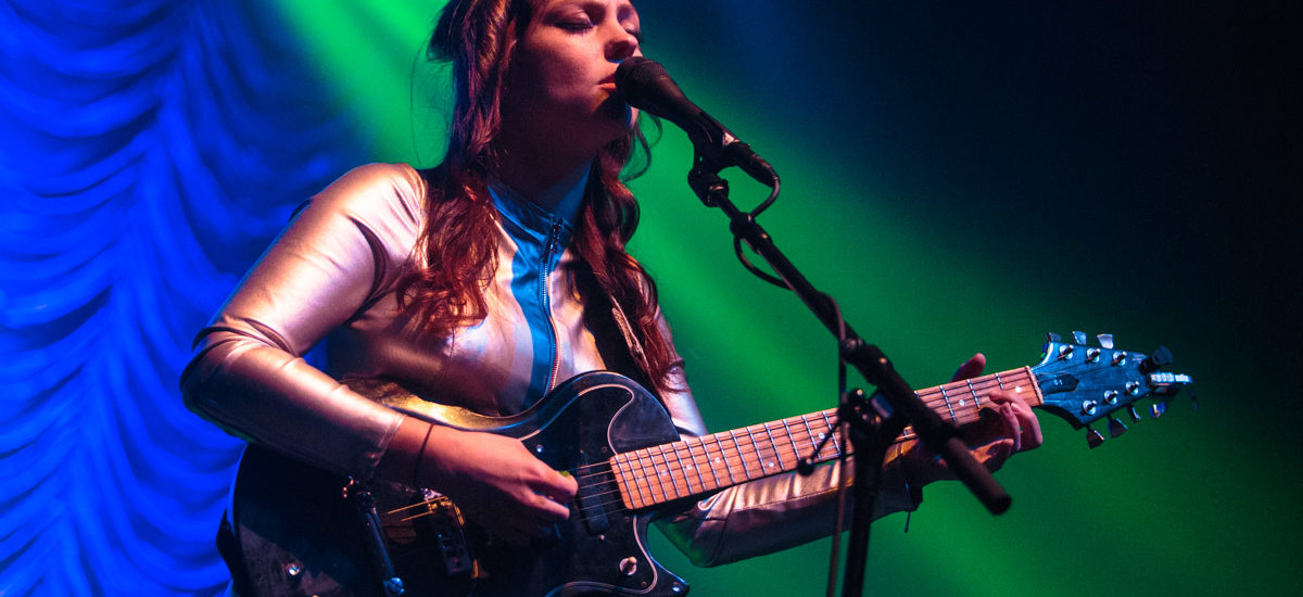 Angel Olsen played House of Blues – 12/4