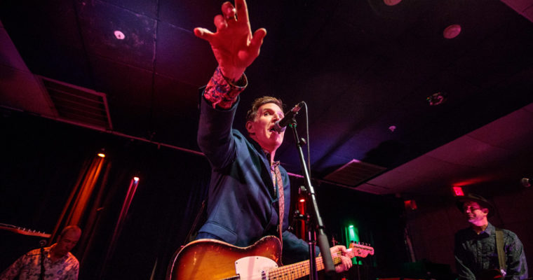 The Dream Syndicate played ONCE Ballroom – 12/1