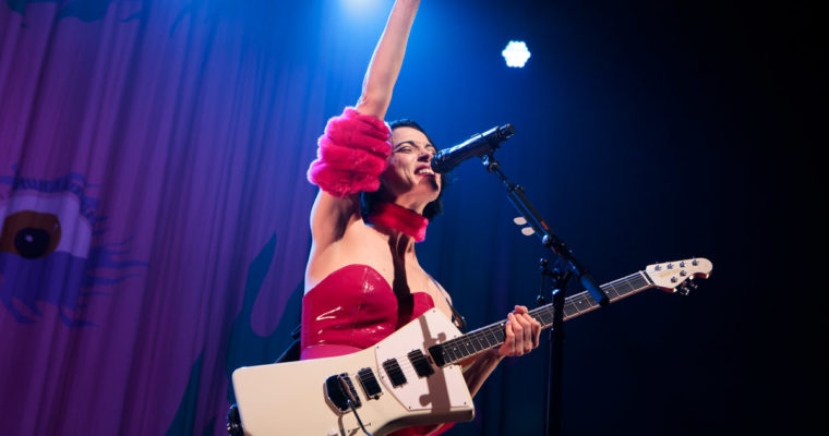 St. Vincent played House of Blues – 11/30