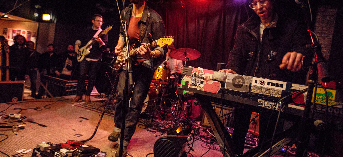 Cymbals Eat Guitars played Great Scott – 12/28