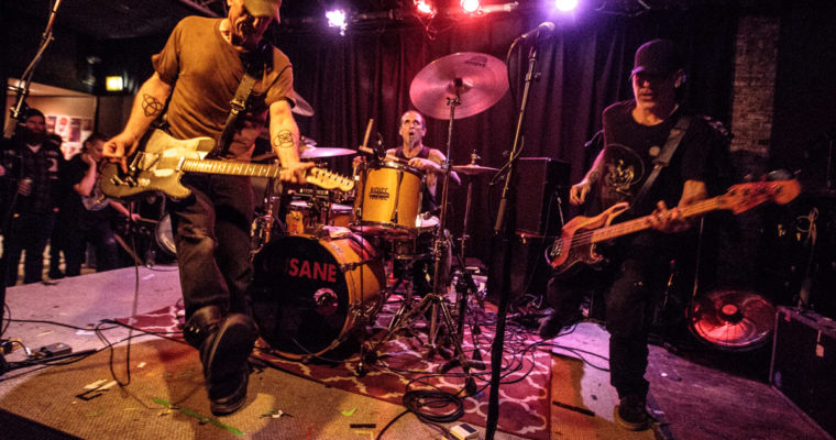 Unsane played Great Scott – 12/18