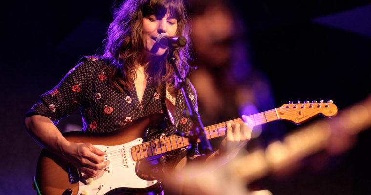 Eleanor Friedberger played City Winery – 2/16