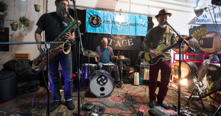 Roger Miller, Vapors of Morphine played the Aeronaut Brewery – 3/25