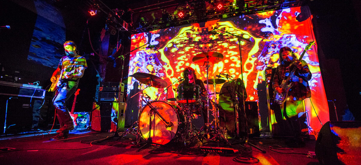 Earthless played The Sinclair – 3/17