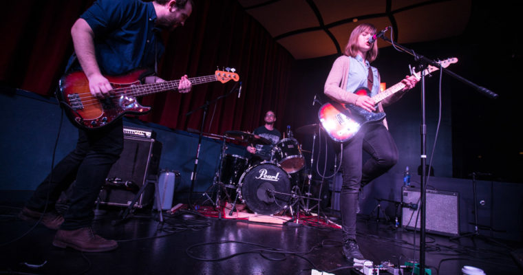 Laura Stevenson played afterHours at Northeastern University – 2/26