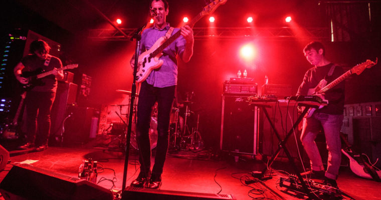 Preoccupations played Brighton Music Hall – 4/18