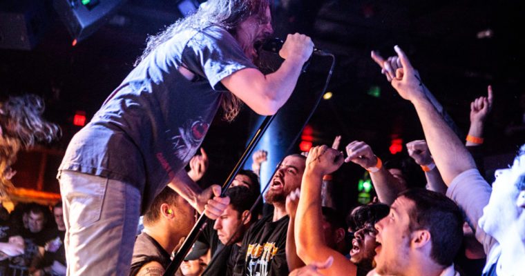 Power Trip played Paradise Rock Club – 5/11
