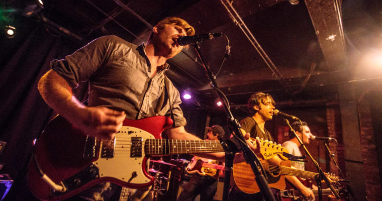 Rolling Blackouts Coastal Fever played Great Scott – 5/11
