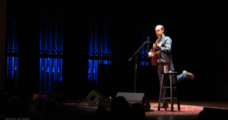 "Bonnie ""Prince"" Billy played The Wilbur Theatre – 6/9"