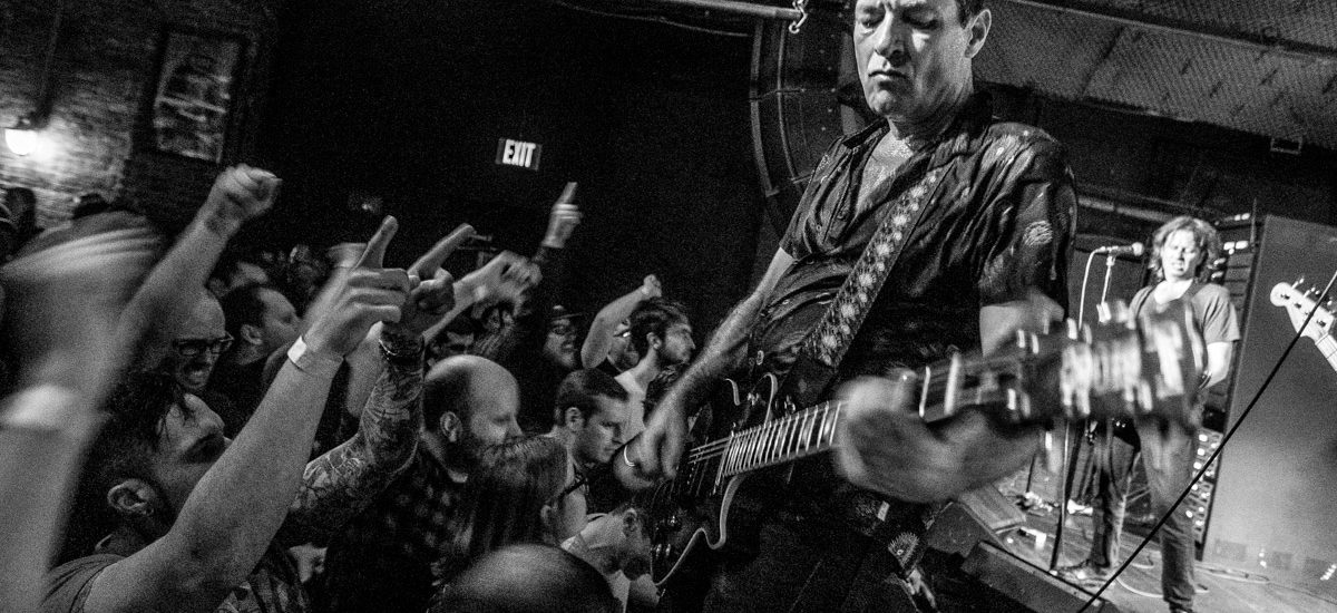 Hot Snakes played Brighton Music Hall – 6/8