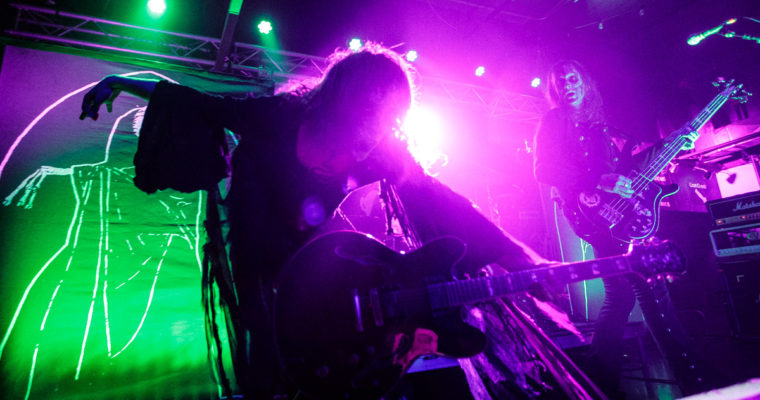 Tribulation played Brighton Music Hall – 10/13