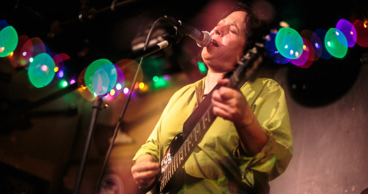 Thalia Zedek Band played Midway Cafe – 9/21