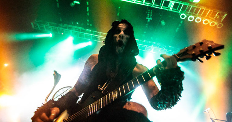 Behemoth played House of Blues – 11/1