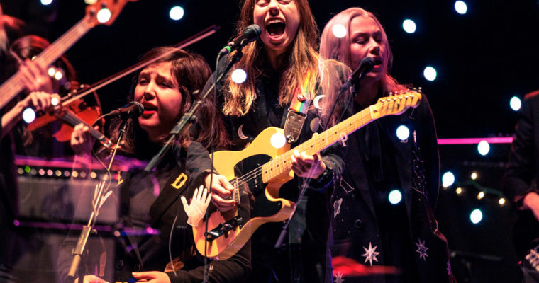 Julien Baker, Phoebe Bridgers and Lucy Dacus played the Orpheum – 11/8