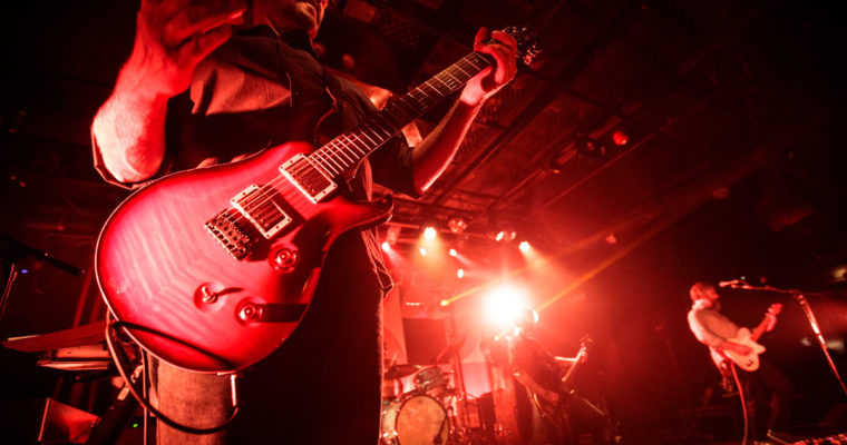 Minus the Bear played Paradise Rock Club – 10/30
