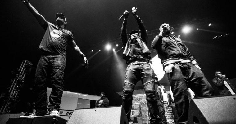 Wu-Tang Clan played Tsongas Arena – 11/2