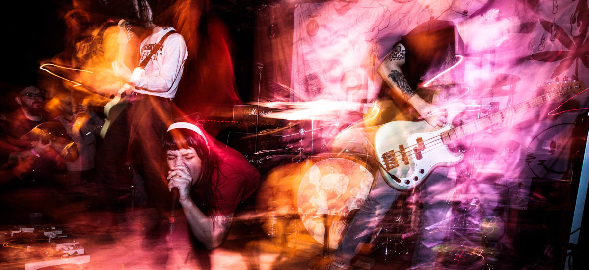 Gouge Away and Drug Church played Great Scott – 11/27