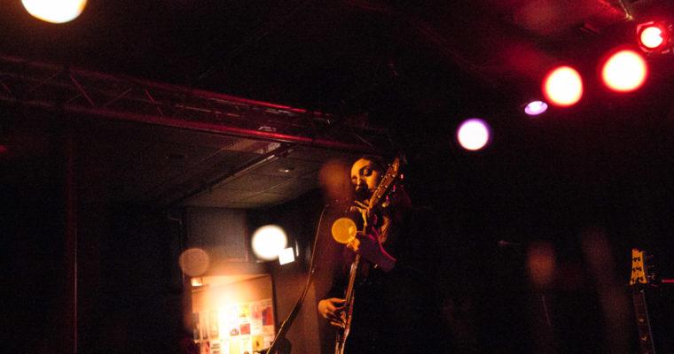 Marissa Nadler played Great Scott – 12/8
