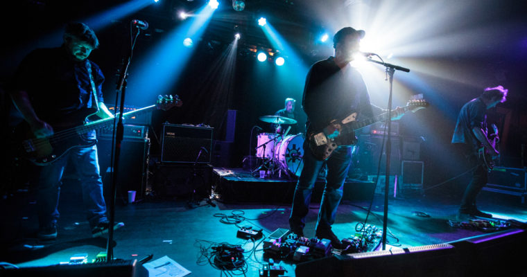 Swervedriver and Failure played the Paradise -3/27