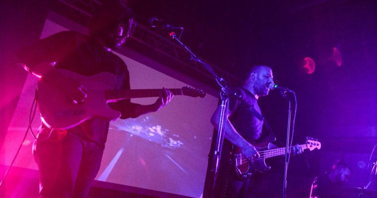 Pedro the Lion played Brighton Music Hall – 5/11