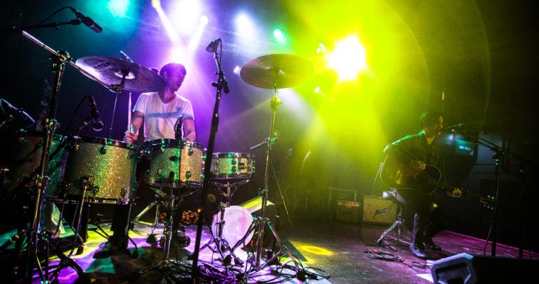 The Dodos played Brighton Music Hall – 10/9