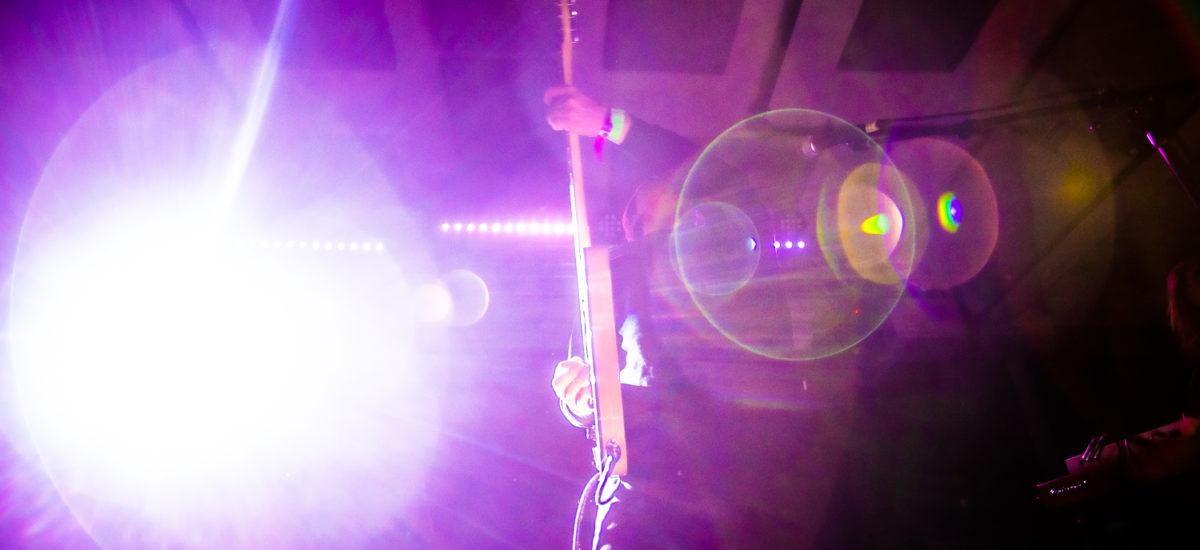 Oranssi Pazuzu played Cambridge – 10/14