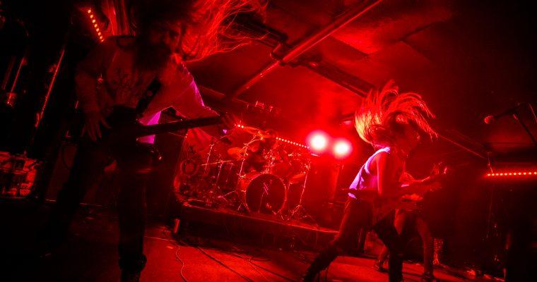 Blood Incantation played Cambridge – 9/23