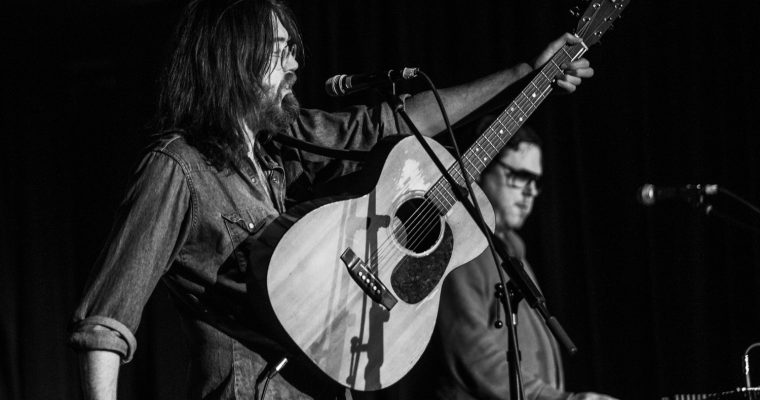Okkervil River (solo) and Damien Jurado played City Winery – 10/5